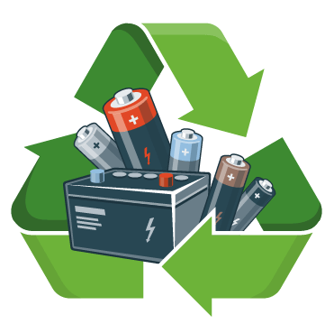 A New Study Has Found That Lead Batteries Have Recycling Rate Of 99 3 Percent Making Them The Number One Recycled Consumer Product In U S